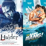 Haider Vs Bang Bang – Which one is your choice