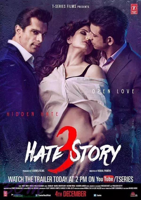 Hate Story Movie Hot Songs