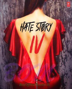 Hate Story 4 scheduled to release on 9th March 2018.