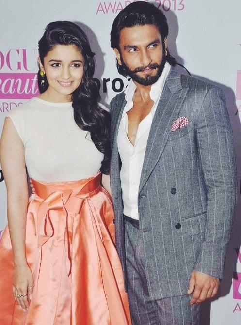 Have you seen Ranveer Singh and Alia Bhatt together