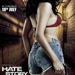 Hate Story 2 movie sizzling posters