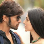 A first look picture of Himesh Reshammiya with lead actress of the movie Teraa Suroor 2