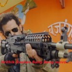 Hrithik Roshan Bang Bang stunt from movie