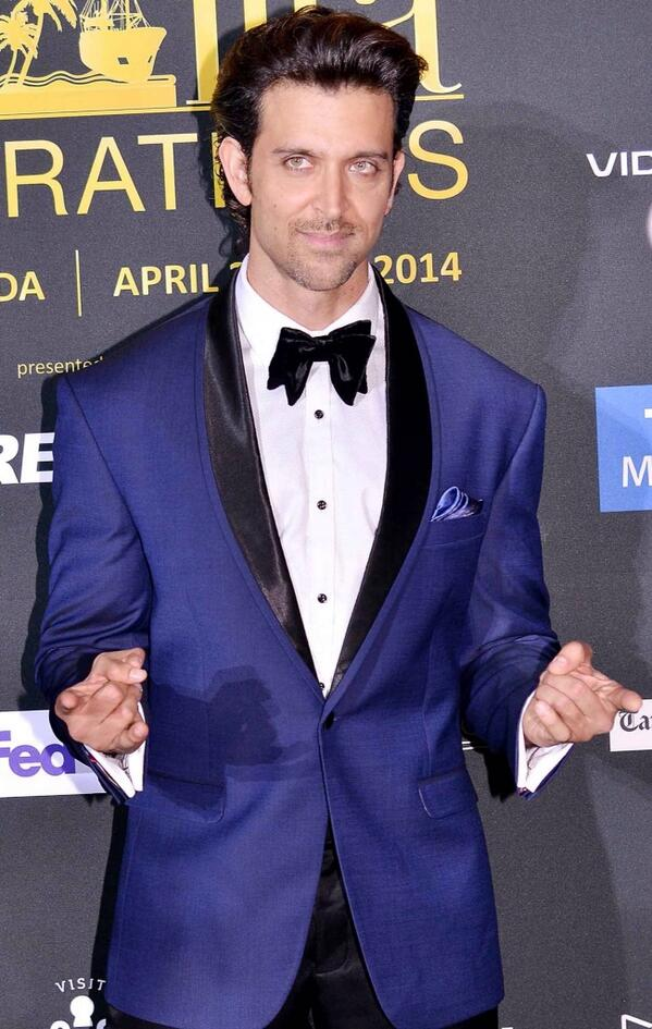 IIFA 2014 Awards - Hrithik Roshan Picture