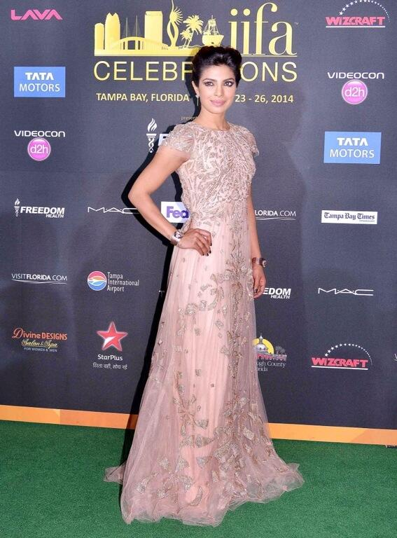 IIFA 2014 Awards - Priyanka Chopra Picture