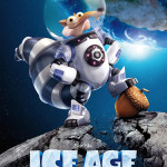 Space adventure with Ice Age Collision Course