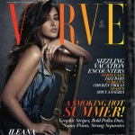 Ileana D'cruz cover page girl on the Verve Magazine April 2015 Issue