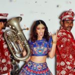Ileana D'cruz loving this picture with red Bandwalas