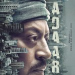 Irrfan Khan Madaari movie poster