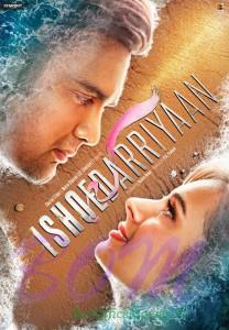 Ishqedarriyaan movie poster released on 7 April 2015