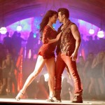 Jacqueline Fernandez ‏and Salman Khan hot seen together in song Jumme-Ki-Raat of KICK