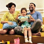 Jacqueline Fernandez and Akshay Kumar share a sweetest moment with Brothers' co-star Naisha Khanna