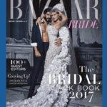 Jacqueline Fernandez cover girl for Bazaar India 3rd Anniversary Issue