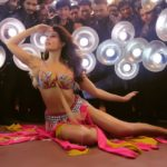 Jacqueline Fernandez look in the remake of Ek Do Teen song of Madhuri Dixit's Tezaab