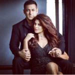 Jacqueline Fernandez with Salman Khan for Being Human Jewellery