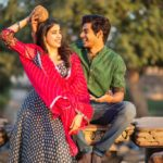Janhvi Kapoor and Ishaan Khataar in a still of Dhadak