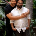 John Abraham with director Nikkhil Advani