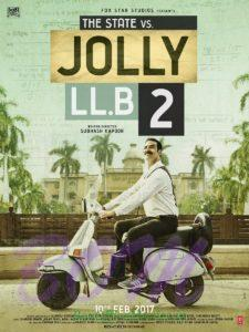 Jolly LLB2 movie poster