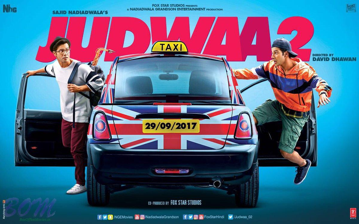Watch double role of Varun Dhawan in Judwaa 2