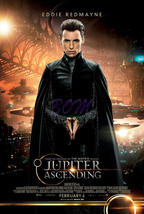 Jupitar Ascending in cinemas on Feb 6th, 2015