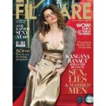 Kangana Ranaut cover girl for Filmfare magazine 8 Sep 2017 issue