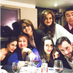 Kapoor Family picture at Randhir Kapoor's birthday bash