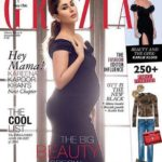 Kareena Kapoor cover girl with beautiful baby bump for Grazia Dec 2016 issue