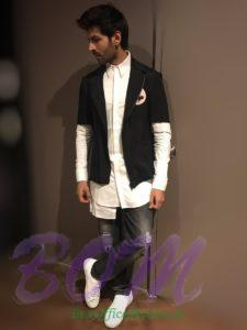 Kartik Aaryan styled by Sukriti Grover for GQ Best Dressed 2017