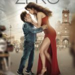 Katrina Kaif and Shahrukh Khan starrer ZERO movie poster