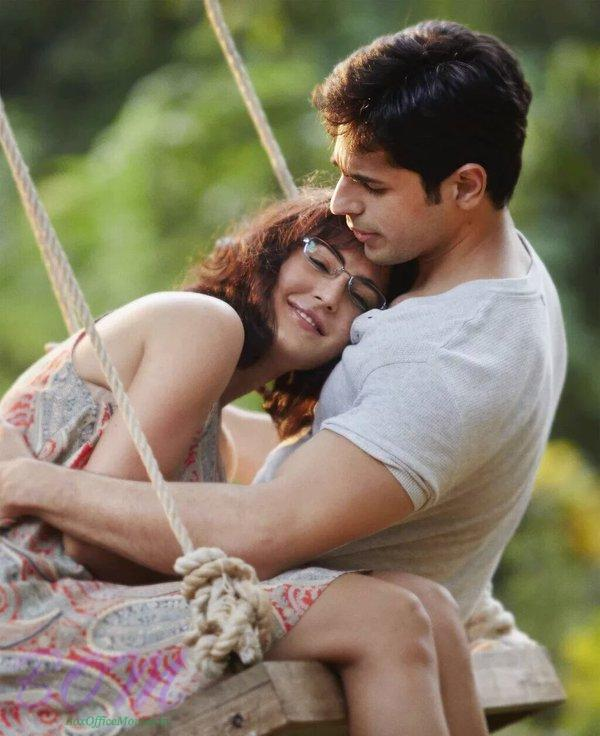 Katrina Kaif and Siddharth Malhotra first look from Baar Baar Dekho