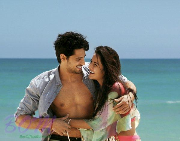 Katrina Kaif and Siddharth Malhotra in first look from Baar Baar Dekho