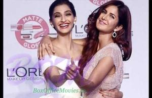 Katrina Kaif and Sonam Kapoor to make two Cannes2015 red carpet appearances