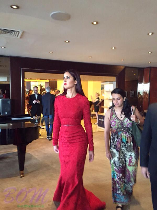 Katrina Kaif heads to the Mad Max Premiere at Cannes2015