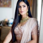 Katrina Kaif most elegant pic in classical Indian outfit