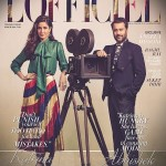 Katrina Kaif on the cover of L'Officiel Magazine Mar 2016 issue