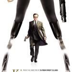 Kingsman - The Secret service poster - movie releasing on 13 Feb 2015
