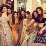 Kriti Sanon, Karishma Tanna, Mouni Roy, Mona Singh, and other beautiful visitors