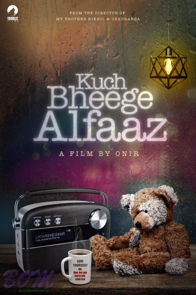 Kuch Bheege Alfaaz movie poster