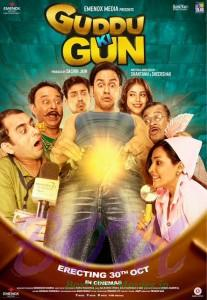 Kunal Kemmu's next Guddu Ki Gun movie poster