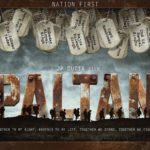 LOGO Of PALTAN MOVIE