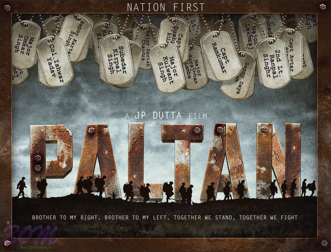 Paltan movie on 1967 win of India over China – trailer analysis