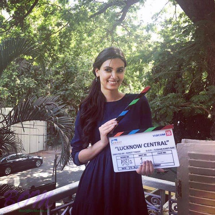 Diana Penty on wrapping Lucknow Central movie shooting