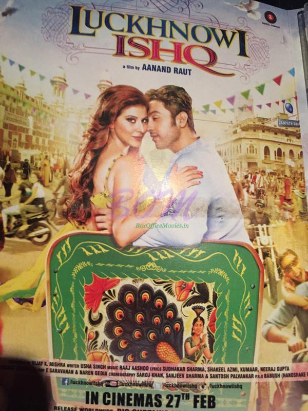 Lucknowi Ishq first look poster
