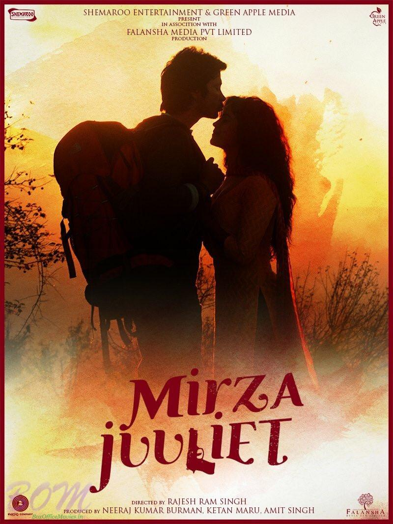 MIRZA JUULIET Movie Poster