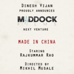 Rajkummar Rao starrer Made in China film to be directed by Mikhil Musale.