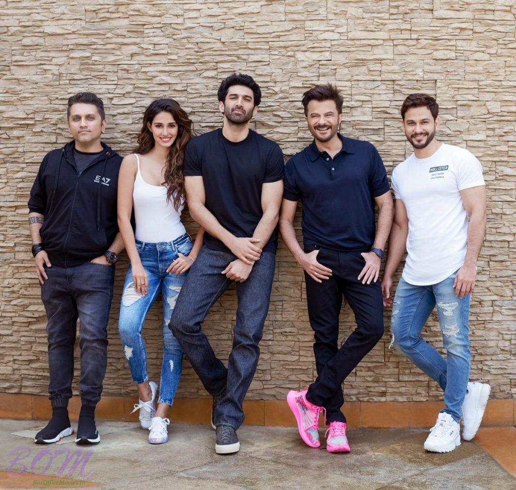 Malang movie leading actors Anil Kapoor, Aditya Roy Kapur, Disha Patani, Kunal Kemmu