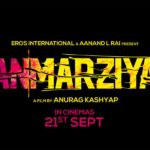 Abhishek, Taapsee and Vicky Kaushal starrer Manmarziyaan to release on 21 Sept 2018