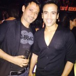 Mastizaade Tusshar Kapoor in a party recently