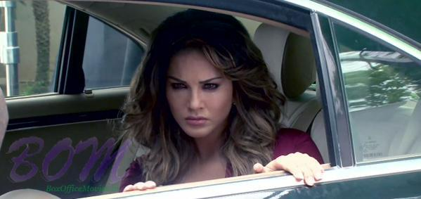 Sunny Leone getting emotional during the shoot of Beiimaan Love