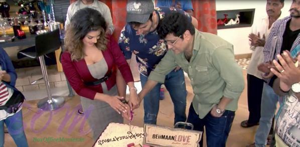 Muharat picture of Beiimaan Love